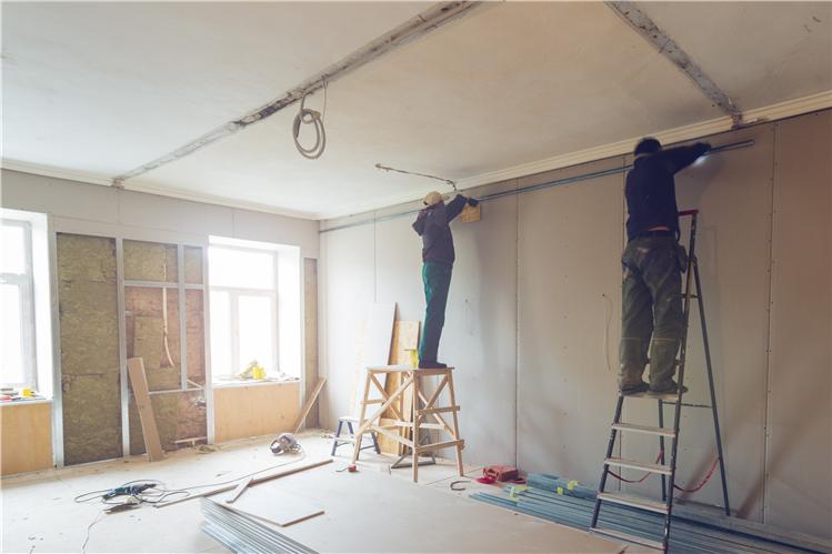 betaling werklieden bouw woning