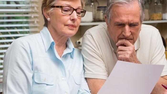 Pensioen echtpaar