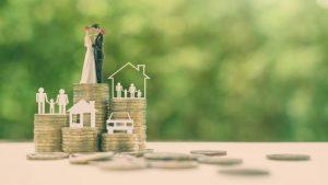 Tijdens huwelijk geld schenken
