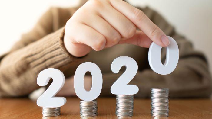 Belangrijkste belastingwijzigingen per 1 januari 2020