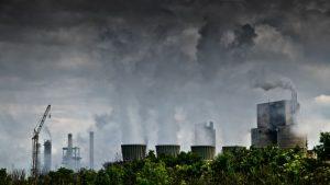 belasting op luchtvervuiling