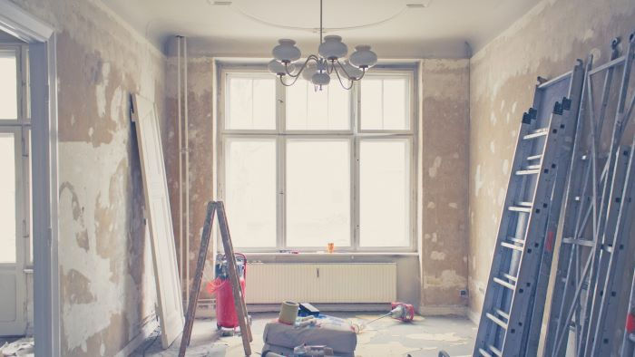 Door ontbreken basale woonelementen in gebouw 6% OVB