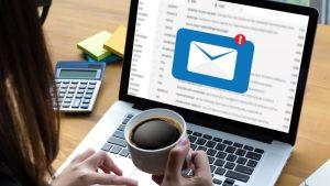 contact Belastingdienst via e-mail