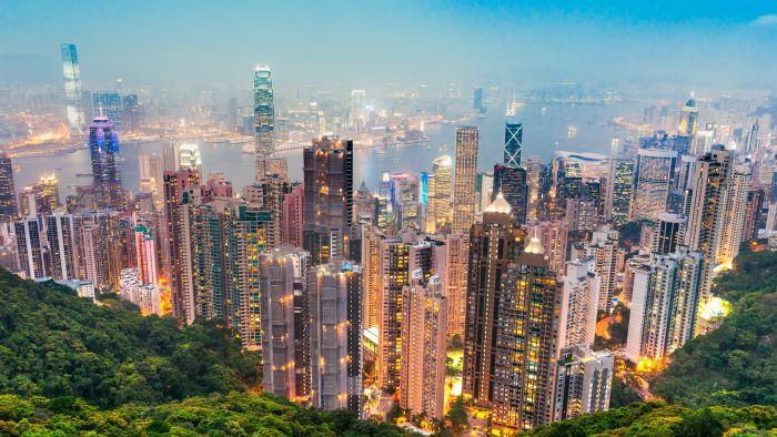 Verdrag met Hong Kong