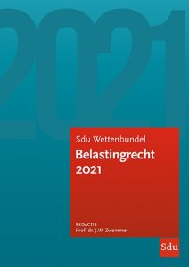 Wettenbundel belastingrecht 2021