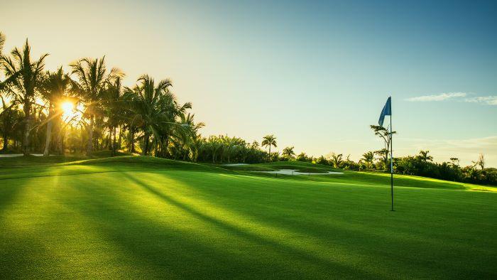Golfterrein en gebruikersheffing